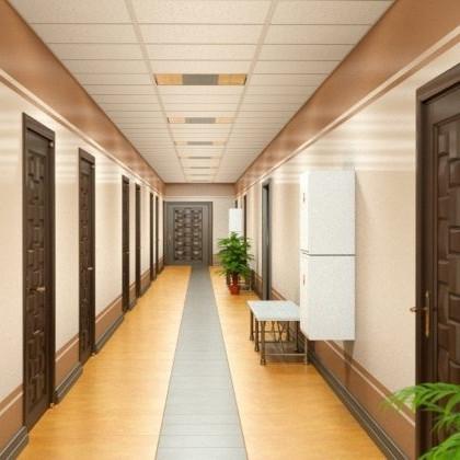 ЖК Юнион, отделка, комната, квартира, холл, коридор